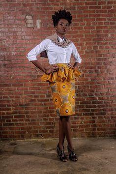 Demestiks New York ~Latest African Fashion, African Prints, African fashion styles, African clothing, Nigerian style, Ghanaian fashion, African women dresses, African Bags, African shoes, Kitenge, Gele, Nigerian fashion, Ankara, Aso okè, Kenté, brocade. DK