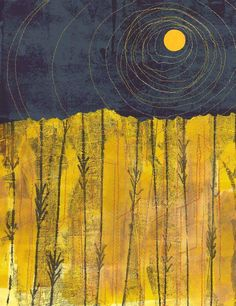 Sun, moon and stars: August