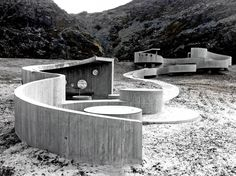 architecture norway | Selvika rest stop, National Tourist Route Havøysund