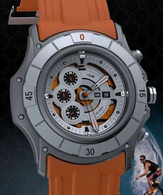futuristic watches1 - The world has come a long way in the league of time telling as these futuristic watches are the epitome of contemporary design.  Long gone with the...