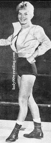 www.lady00wrestling.com 50s Vintage Women Wrestling Photos and DVDs
