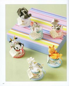 Paper Quilling characters
