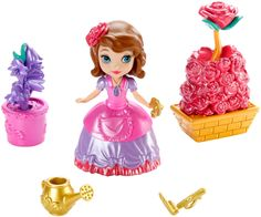 Disney Sofia The First Doll - Sofia Magical Sets - Garden Magic (CHJ70)…