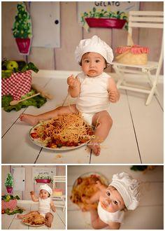 Baby Girl Pictures, Baby Boy Photos, Newborn Pictures, Baby Boy 1st Birthday, First Birthday Photos, Baby Boy Photography, Children Photography, Baby Pizza, Boy Photo Shoot