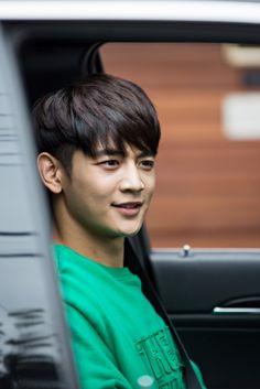 150901 Minho - OnStyle Naver Blog