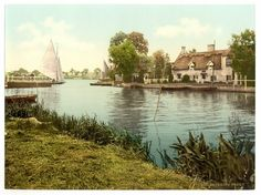 latest addition Horning Village, The ferry, England