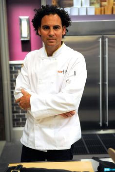New Orleans chef Michael Sichel: the Executive Chef of Galatoire's Restaurant