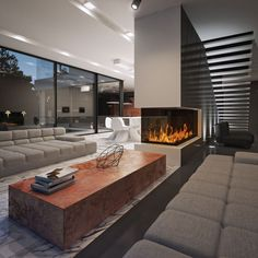 Ideal living room in