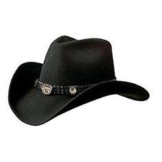 f8a3c2e7c5e3d Jack Daniel's Hats Crushable Water Repellent Wool Western Cowboy Hat  (Large) Review