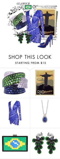 Rio De Janeiro | Hot Nights by cristinerosa on Polyvore featuring Posh Girl, Liliana, Les Petits Joueurs, Beverly Hills Charm and LE VIAN