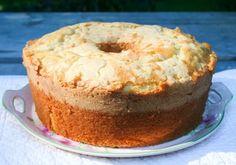 Sour Cream Almond Pound Cake - yum!!
