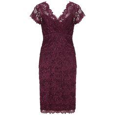 7bd337a53759 Gina-Bacconi-Damen-Kleid-Ombre-Stretch-Lace-0   Gina Bacconi Kleider    Pinterest   Stretch lace