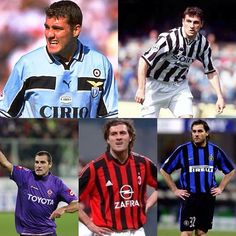 Christian Vieri's Italian serie A CV: juventus, Lazio, inter Milan, ac Milan and Fiorentina. Not too bad... #vieri #christianvieri #italianfootball #italy #seriea #europeanfootball #footballplayer #soccer #football #italianleague #lazio #juventus #intermilan #acmilan #fiorentina #striker #90sfootball #retrofootball #retro #classickit #footballshirt #classicplayer #legend
