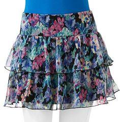 #Kohls                    #Skirt                    #Benbasset #Floral #Tiered #Ruffle #Skirt #Juniors  Joe Benbasset Floral Tiered Ruffle Skirt - Juniors                            http://www.seapai.com/product.aspx?PID=44798