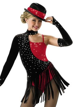 334f7a8c0 Quality Dance Costumes for Recital, Performance, Competition | Weissman Jazz  Dance Costumes, Tap
