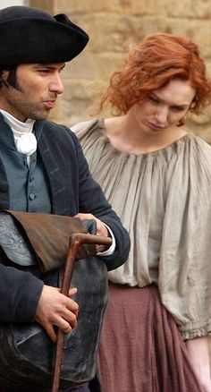 Back to the Poldark ages! Meet TV's new Demelza played by The White Queen star Eleanor Tomlinson   Daily Mail Online