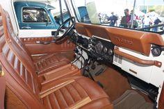 '83 Jeep cj7 interior