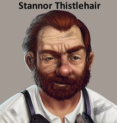 Alternative pic for Stannor Thistlehair, halfling informer.  I prefer this one.