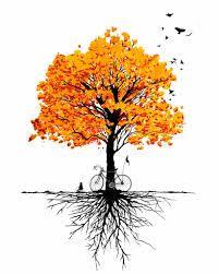 Tatuagem árvore