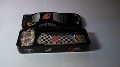 Nascar 3 Dale Earnhardt Collectible Tin W/Pocket by trufflepig1