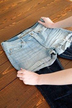 3 Cutoff DIYs That'll Save Your Summer