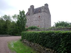 Aikwood Tower by Astrid H - 3 km from Philiphaugh, Scottish Borders, Great Britain