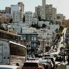 Exploring Downtown San Francisco