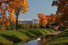 Rusko, Petrohrad-Carskoe Selo-Park 8