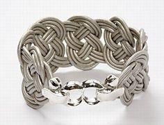 Handmade Bracelet full tutorial