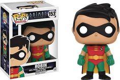 POP BATMAN: THE ANIMATED SERIES ROBIN VINYL FIG