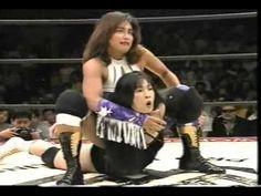 Japanese Womens Wrestling: Bison Kimura - Japanese Pro Wrestling