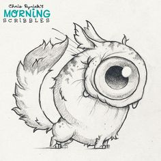 Ready for anything! #morningscribbles