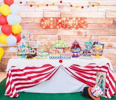 Festa Circo   1 ano do Felipe