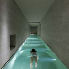 House In Montalcino Tuscany Italy,cool indoor swimming pool. Indoor Pools, Lap Pools, Backyard Pools, Pool Decks, Pool Landscaping, Architecture Durable, Interior Architecture, Interior Design, Interior Garden