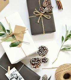 Afbeeldingsresultaat voor kerstcadeautjes inpakken