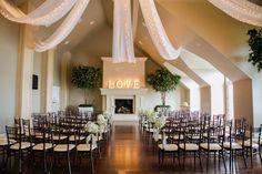 Sleepy Ridge Weddings & Events | Sunset Room | Utah Venue | Ceremony | Terra Cooper Photography