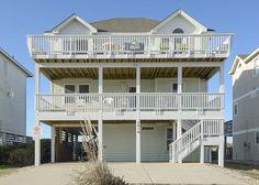 Nags Head Vacation Rentals  Nags Head House  St Andrews Beach House - St. Andrews Beach House