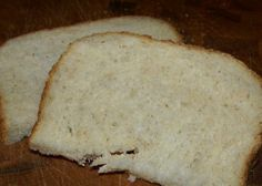 Honey Oatmeal Bread--(Bread Machine) from Food.com:   This is a yummy bread that is good eaten alone or used for toast or sandwiches.   Very healthy and a tad sweet.