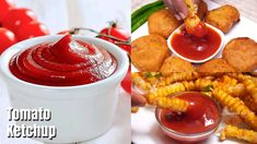 Tomato Sauce Recipe | ఇంట్లోనే ఈజీగా ఇలా టమాటో సాస్ చేయండి👌 టేస్టీగా ఎక్...