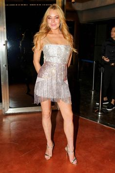 Lindsay Lohan (Foto: Grosby Group)