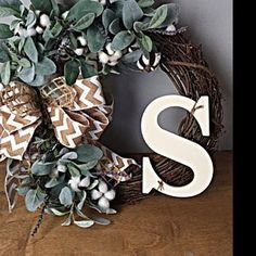 Fall Wreaths for Front DoorWreaths for FallAutumn Magnolia Wreath, Magnolia Flower, Diy Spring Wreath, Holiday Wreaths, Letter Wreath, Custom Tanks, Christmas Wreaths For Front Door, Etsy Christmas, Flower Shirt