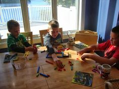 Cuisenaire rods for math fun