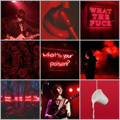 Requested! Ryan Ross Red moodboard (my edit) also i'm sorry i had to add the milk