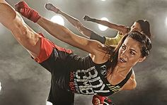Unleash your inner power. #LesMills #BodyCombat