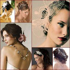 bridal hair accessories   Elegant wedding hair accessories! – Wedding Clan