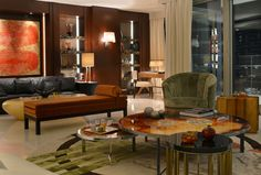 Residential Design, Interior Design, Zorlu Center, Istanbul, Toner Architects