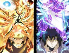 Naruto And Sasuke Clash Wallpapers - Naruto Vs Sasuke, Anime Naruto, Naruto Uzumaki Art, Naruto And Sasuke Wallpaper, Naruto Sharingan, Wallpaper Naruto Shippuden, Boruto, Anime Gangster, Super Anime