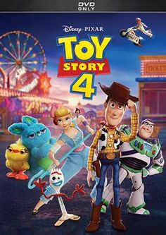 Win Toy Story 4 on Blu-Ray! US, ends Disney and Pixar's Toy Story 4 Captures the Hearts of Fans Old & New- you won't want to miss it! Disney Pixar, Walt Disney, Disney Movies, 4 Movies, Family Movies, Disney Toys, Toy Story Series, Bonnie Hunt, Tony Hale