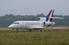 Radom Airport (EPRA) Dassault Falcon 7X - Republique Francaise