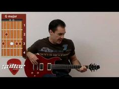 Beginner Guitar Lesson #4 - Guitar Strumming...